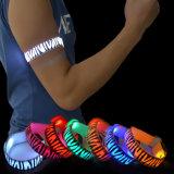 Ноча Armband СИД участвуя в гонке Wristband согласия СИД проблескивая