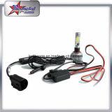 Luz auto alta-baja brillante estupenda del coche LED de la viga H4 RGB de 40W 4800lm con el control de Bluetooth