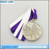 주문 고대 메달은 주물 금속 메달 동전 배드민턴 포상을 정지한다