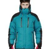 Os Mens da alta qualidade aquecem o desgaste mais o esqui do inverno do tamanho & o revestimento da neve