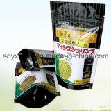 L'uso dello spuntino ed accetta Orderstand su ordinazione sul sacchetto/sacchetto di imballaggio di plastica