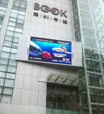 P10 schermo di visualizzazione esterno pieno di colore LED per la pubblicità dinamica
