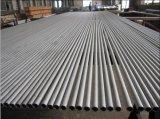 tubo de acero inoxidable 1.4948/304h/tubo para el cambiador de calor