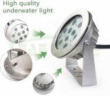 as luzes de alumínio da doca 27W, cromam luzes náuticas