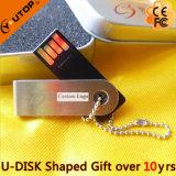 Giro feito sob encomenda do presente/mini USB de giro Pendrive (YT-3274)