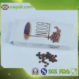 Seitlicher Stützblech-Plastikkaffee Beens verpackenbeutel