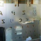 Изготовленный на заказ пленка окна уединения формы с низкой ценой