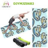 Оптовая цена толщины печати размера циновки йоги печати Paisley ориентированная на заказчика