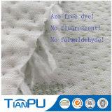 Tissu de coutil de matelas matériel en bambou populaire de poste du fournisseur 2017 d'or de la Chine