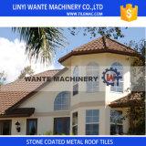 Materiales de construcción clásica azul / Bond piedra recubierta de metal de aluminio para techos techos Azulejos