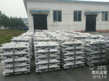 Lingote de aluminio Al99.9, Al99.85, Al99.80, Al99.70, Al99.5, fabricante Al99.00
