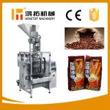 Empaquetadora de la bolsa para los granos de café