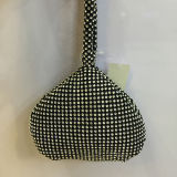Le cristal et le Rhinestone neufs de sacs à main de dames de mode Shinny le sac d'embrayage de soirée Eb779ab