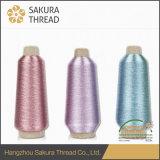 Sakura ha personalizzato il filetto metallico giapponese per il ricamo di macchina