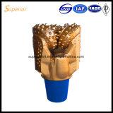 Brocas Tricone de perfuração dura média IADC537 9 1/2 polegadas