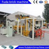 Volle automatische Straßenbetoniermaschine/Cabro Block, der Maschine in Kenia herstellt