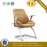 Chaise de conférence en cuir artificiel de bureau de bibliothèque (HX-NH106)
