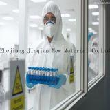 Tissu non-tissé microporeux matériel de la combinaison Type5&6 S.F de protection