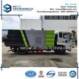 Dongfeng Kingrun Rhd Kehrmaschine-LKW des Euro-3 der Straßen-10000L