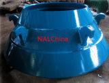 Pièces de rechange de broyeur de cône de pièces de rechange de broyeur de maxillaire de pièces de rechange d'équipement minier