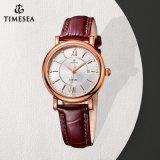 S / S Watchcase Business Watch Homens e mulheres relógio de pulso 71151