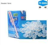 速い乾燥した明確で白い飲み物ボックスわらの接続機構の熱い溶解の接着剤の接着剤