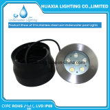 18W rostfreies Pool-Licht der Qualitäts-LED Unterwasserhelles LED des licht-LED Inground