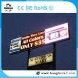屋外スクリーンの解決の高い明るさRGB P10はLED表示の広告を防水する