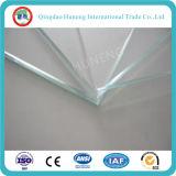 El vidrio ultra claro/bajo del surtidor de la fábrica de China plancha el vidrio