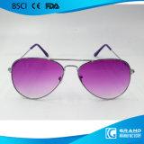 2017 neues Produkt-Fantasie-Art polarisierte Metallsonnenbrillen für Frauen
