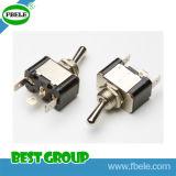 Interruptor de alavanca montado do RUÍDO do interruptor trilho de alavanca impermeável