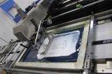Одиночная печатная машина экрана цвета для лент хлопка