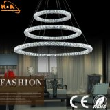 Leuchter-Kristalllicht der europäische Art-hängenden Lampen-LED