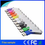 Mecanismo impulsor clásico del flash del USB del eslabón giratorio de la alta calidad con la muestra libre