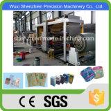 시멘트 포장을%s 사용되는 기계를 만드는 자동적인 고속 종이 봉지의 좋은 가격