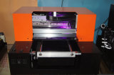 Impressora UV Flat-Panel de Digitas da elevada precisão com a lâmpada UV do diodo emissor de luz para caso da impressão acrílico/de vidro/de madeira/telefone