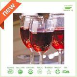 Poudre d'extrait de vin rouge pour les polyphénols laiteux de thé 30% 50%