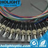 Цветы St 12 отрезка провода оптического волокна