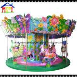 Carrusel del bosque de 12 asientos para el parque de atracciones