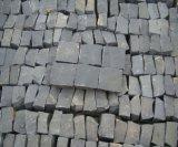 Inflamado/afiou/G603 granito cinzento caído/natural Cubestone/pedra do Cobblestone/cubo para a entrada de automóveis