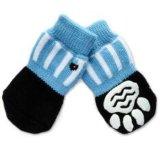 Accessoires de vêtement d'animal familier, chaussettes de crabot (KH1021)