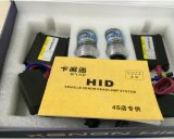 El xenón OCULTÓ el kit, bulbo OCULTADO D1 12V 35W, kit del xenón de la linterna de la conversión LED de 50W H4