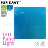 luz de painel 600X600 do diodo emissor de luz 36W com luz de painel Nano de LGP 80lm/W Ra>80