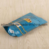 L'alimento/tè personalizzati si leva in piedi in su il sacchetto con la chiusura lampo con il marchio