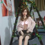 a vida de 165cm fêz sob medida as bonecas reais de esqueleto Jl165-A1-1 do amor do sentimento do metal da boneca do sexo do silicone