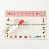 Мягкое магнитное Wordpad цветастое Wordpad для детей