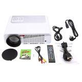 Репроектор домашнего театра 3D СИД Airplay USB 1080P киноего СИД 86+ видео-