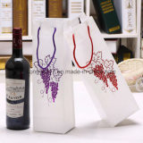 赤ワインのための高級なPPのギフトのプラスチック包装袋