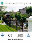 Nicht rostende antiseptische Sicherheits-Stahlzaun für Garten