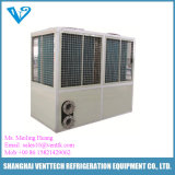 Double refroidisseur d'eau refroidi de compresseur de vis par air